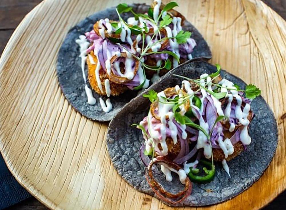 Blackened Fish Tacos